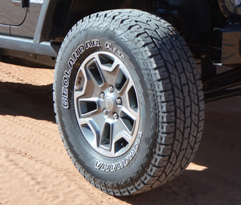 All Terrain Tires >> Yokohama Geolandar A/T G015 - Tire Review Magazine