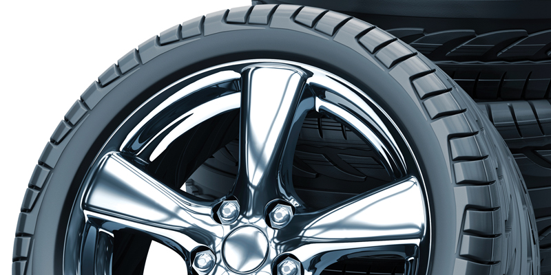 wheels tires TPMS