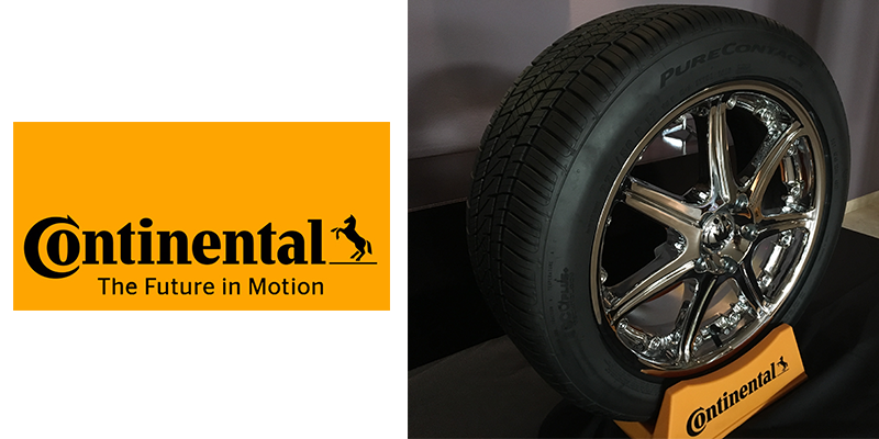 Continental Tire Pure Contact LS