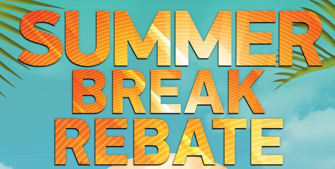 Summer break rebate Falken Summer Break featured image