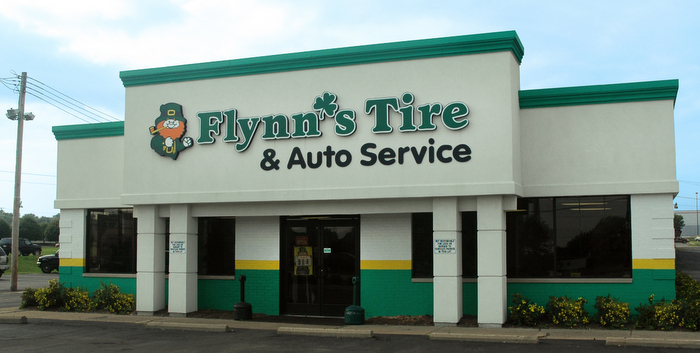 Flynns Tire Top Shop Slider