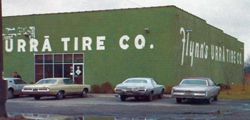 Flynn's Tire was founded in 1964 as Urra Tire Co. by Joe Flynn Sr. and sons, Joe Jr. and R.P. Urra means dependable in Gaelic.