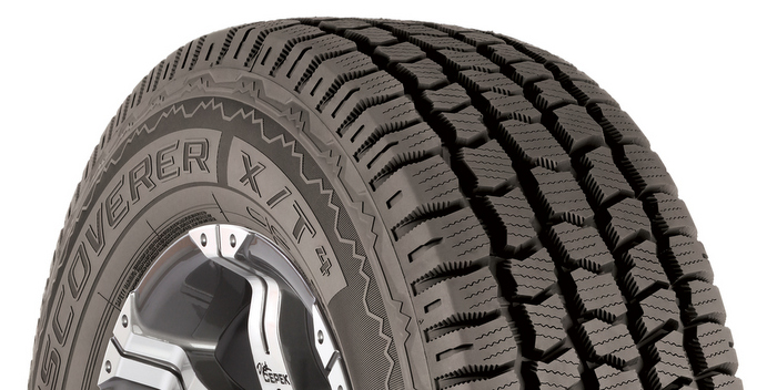 Cooper Develops All Terrain For Canadian Drivers Tire