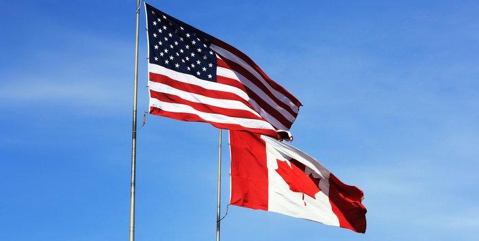 Canada-US-Flag