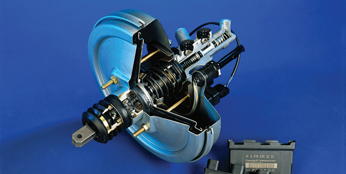 Hydroboost-Braking-Systems