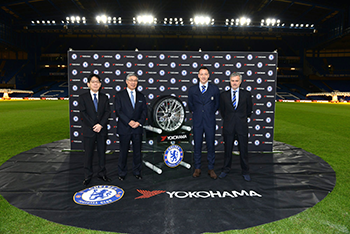 Yokohama-Chelsea-FC-Shirt