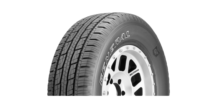 Continental Launches General Grabber Hts60 Tire Review Magazine