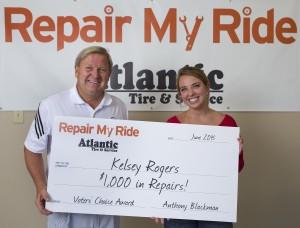 Atlantic Tire Repair My Ride