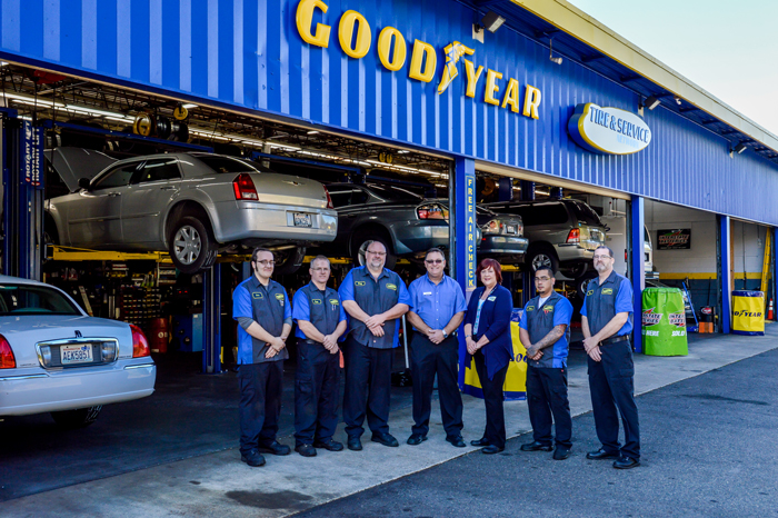 Courtesy Auto is prepared to solve the service and tire-related problems of Tacoma and its surrounding areas. (Josh Fernandez            Photography)