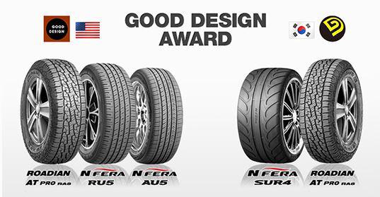 Nexen Tires Reviews >> Nexen Wins Five Good Design Honors Tire Review Magazine
