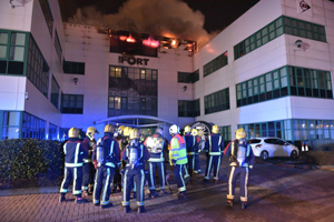 Goodyear-west-midlands-fire