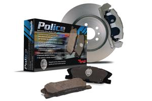 Raybestos-PoliceBrakePads&Rotors