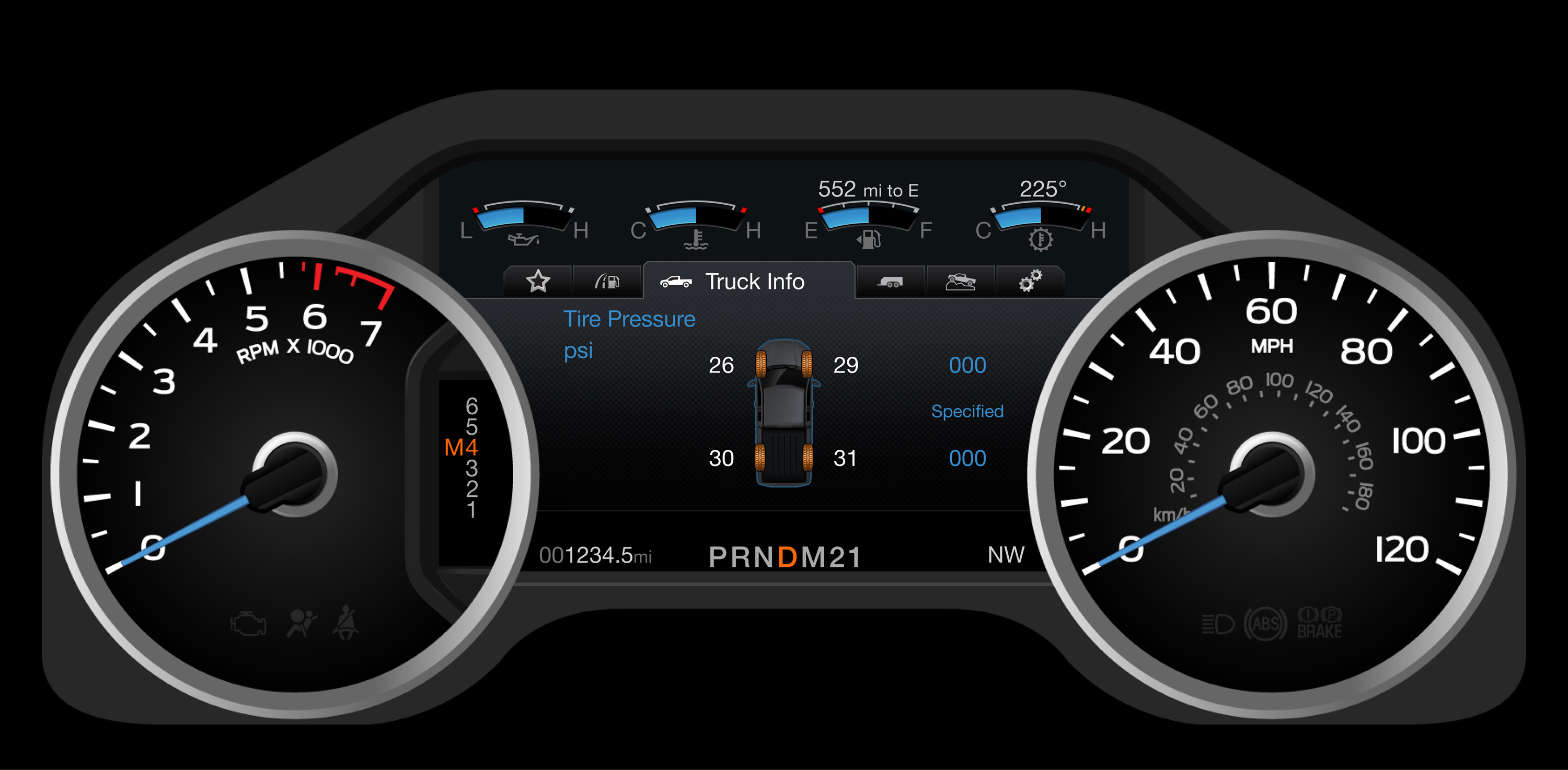 Ford Sync Reset >> Tpms Update Ford Tire Pressure Monitoring Systems