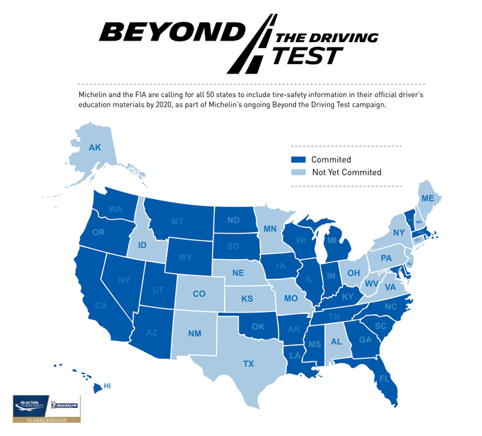 Michelin Premiers Year Three 'Beyond the Driving Test ...