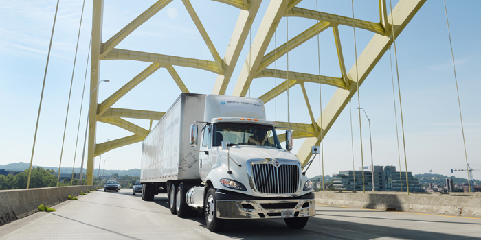 There are nearly 3.5 million Class 8 trucks on the road in the United States, with many communities depending on trucks to deliver goods.