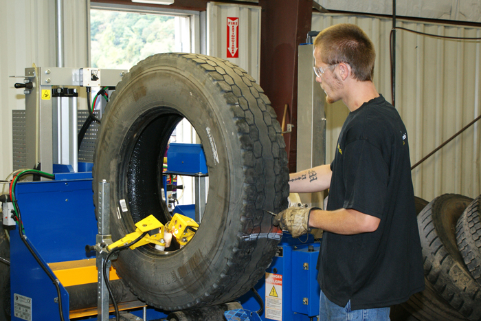 It's important for dealers to educate fleets about the economic and environmental benefits of using retreaded tires.