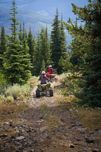Recreational segment ATV/UTV riders often use their vehicles for trail, desert or mud driving and need specific terrain tires to get the most from their vehicles.