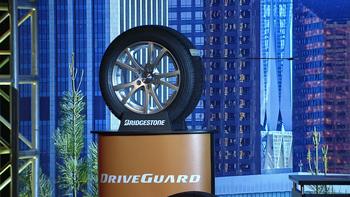 Bridgestone's DriveGuard tire. (Bridgestone photo)