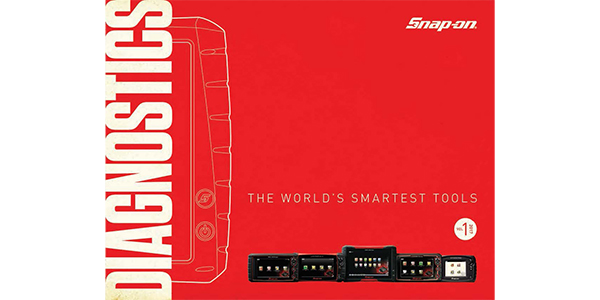 Snap-on Offers New Diagnostic Tool Catalog - Tire Review