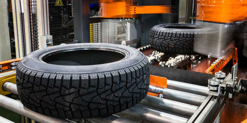 Tire Industry Production Manufacturing Forecast