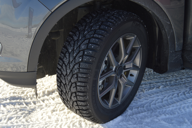 Americas Best Tire >> General Altimax Arctic 12 Tire Review Magazine