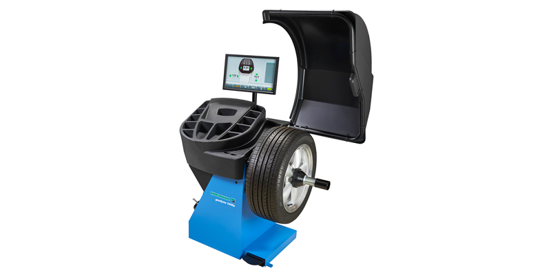 Hofmann Video Wheel Balancer