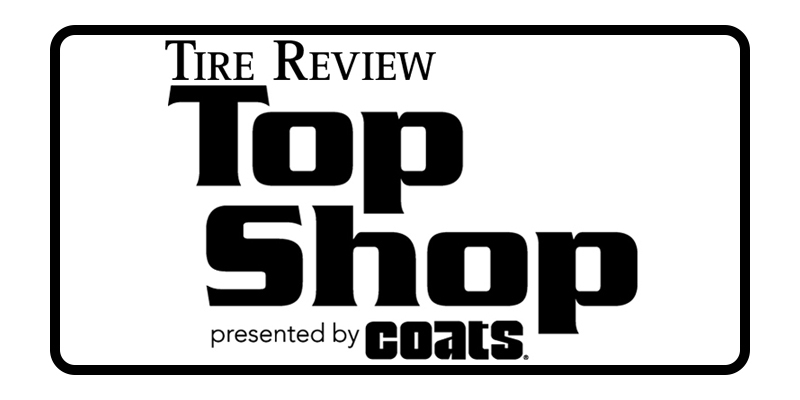 Top Shop Awards Tire Review Coats