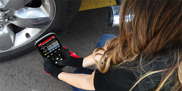 The Proper Way to Diagnose and Reset TPMS Systems - Tire