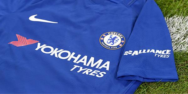 best service e139c af516 Yokohama Sponsors Chelsea FC Sleeve - Tire Review Magazine