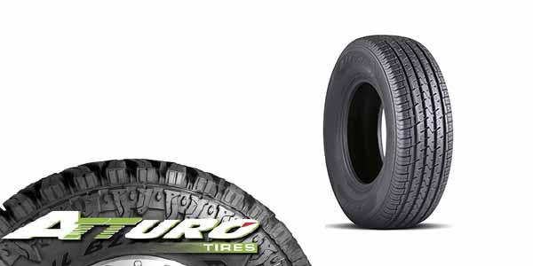265//70R16 112H AZ610 Tire