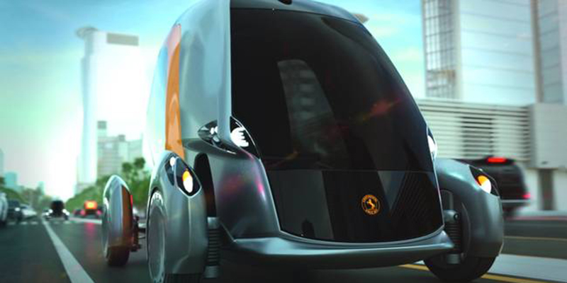 Continental Envisions New Mobility Concept - Tire Review