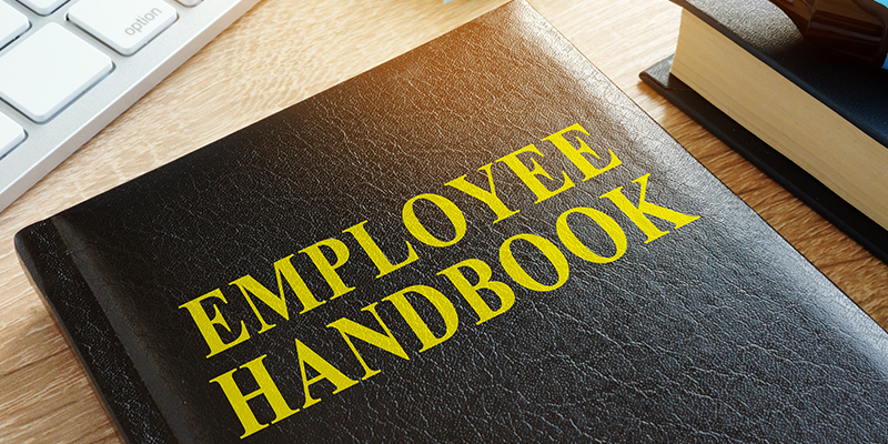 Employee Handbook Tire business planning