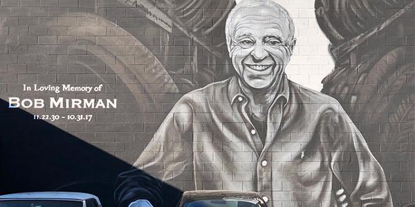 Westcoast Tire Pros mural