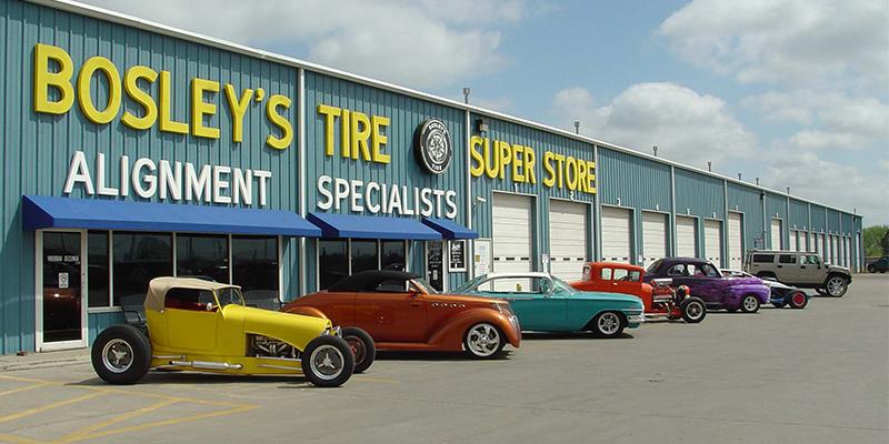 Bosley Tire Super Store