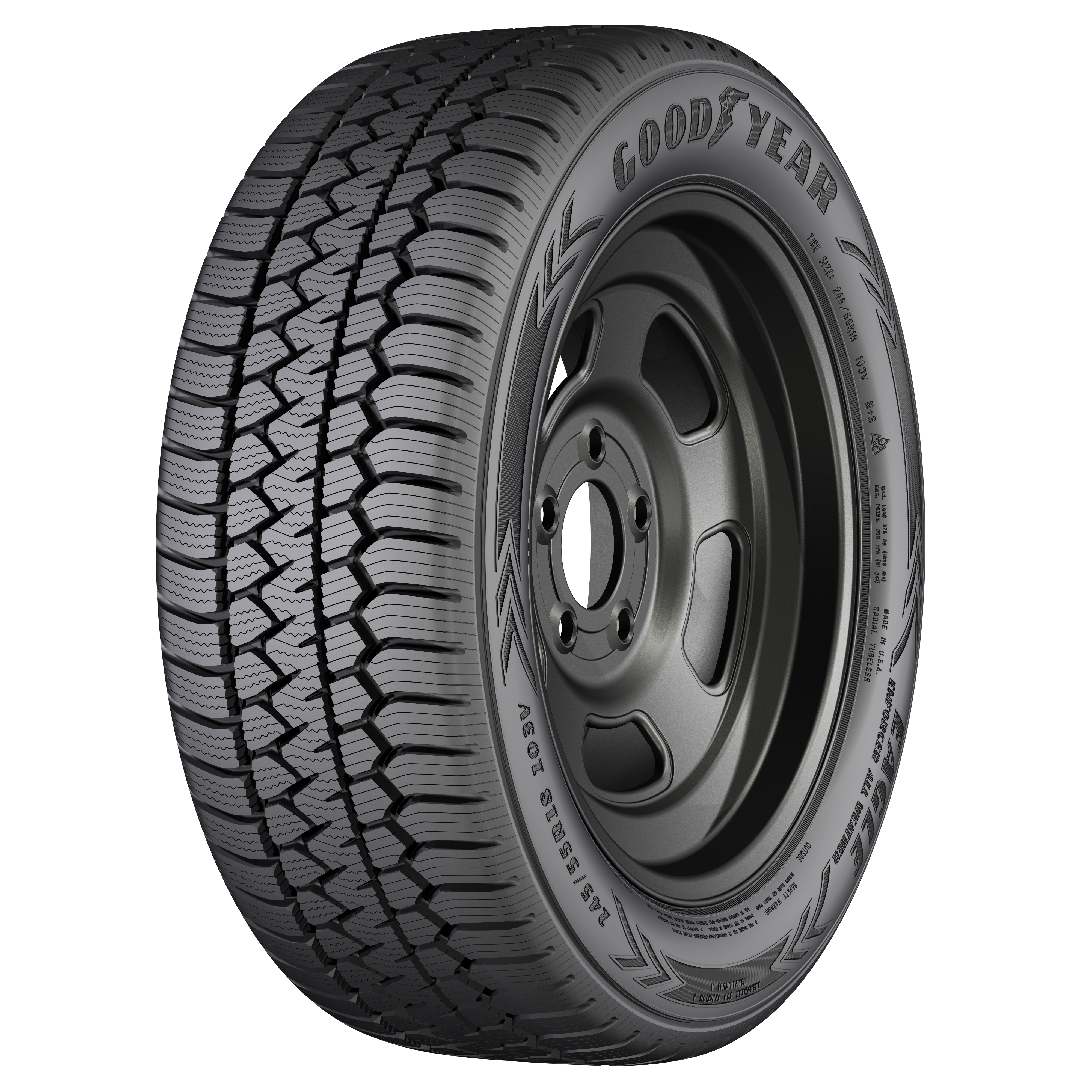 Goodyear Launches New Tech Tires At 2018 Customer Conference