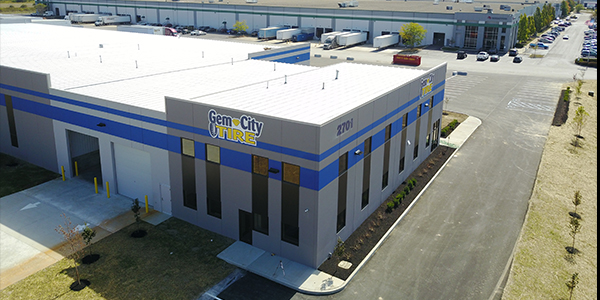 Gem City Tire Opens New Tire Truck Center In Plainfield Indiana
