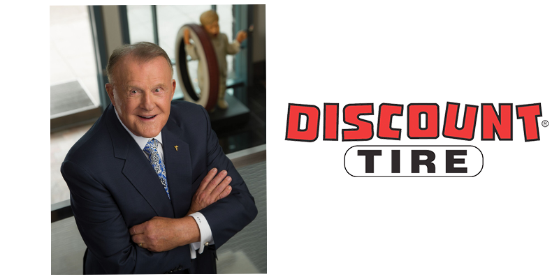 Bruce Halle, Discount Tire Founder