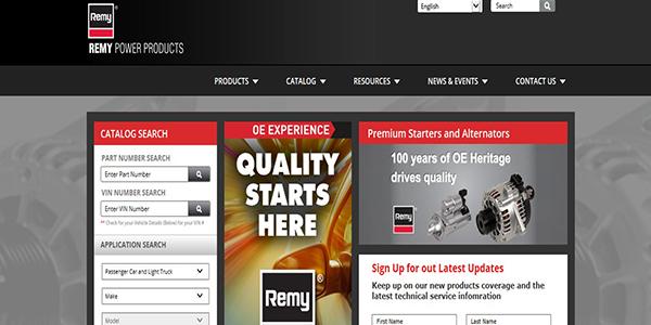 Remy website