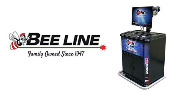 bee line OM8000 frame assessment system