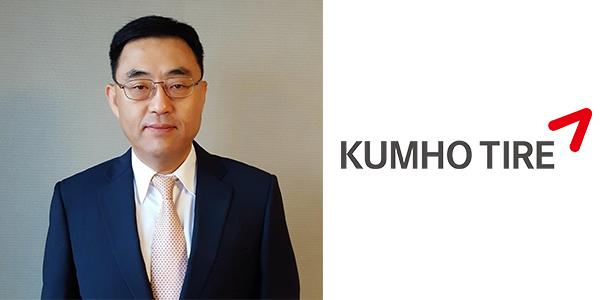 Kumho Tire European President