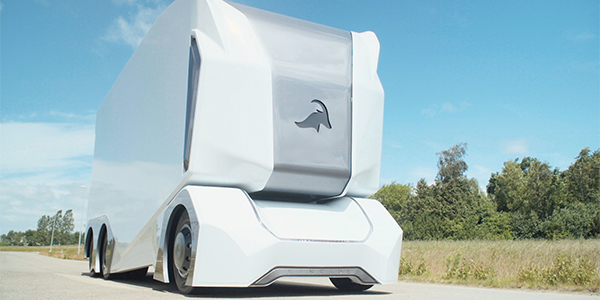 New T-Pod Vehicle to Debut in Detroit - Tire Review Magazine
