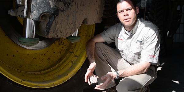 Alliance Tire farm tire tips