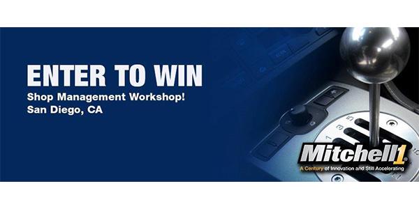 Mitchell 1 Shop Management Workshop