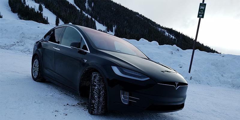 Nokian Tyres Tesla
