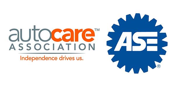 2018 World Class Technicians Auto Care Association ASE