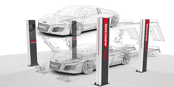 CEMB Argos Wheel Alignment System