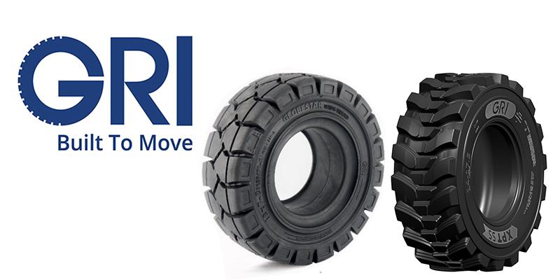GRI materials handling tires