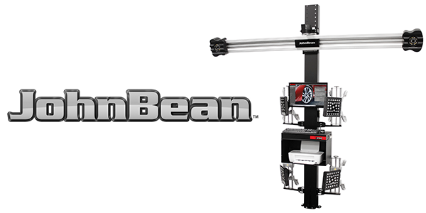 John Bean V2100 Wheel Alignment System