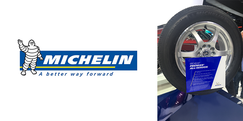 Michelin Premier All Season Tire New Sizes
