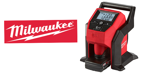 Milwaukee Tools _M12 Compact Inflator